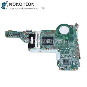 NOKOTION 713257-001 713257-501 Hp Pavilion 14-E DA0R62MB6E1 15-E 17-E Laptop anakart HM76 DDR3 HD4000 grafik