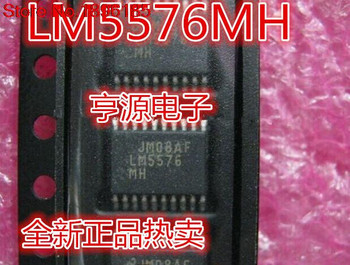 2 Adet LM5576 LM5576MH LM5576MHX TSSOP20 NS