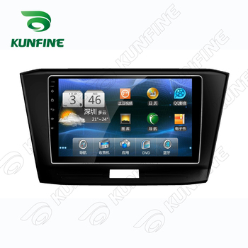 Quad Core 1024*600 Android 5.1 Araba DVD GPS Navigasyon Oynatıcı Araba Stereo VW PASSAT 2016 için Deckless Bluetooth Wifi/3G