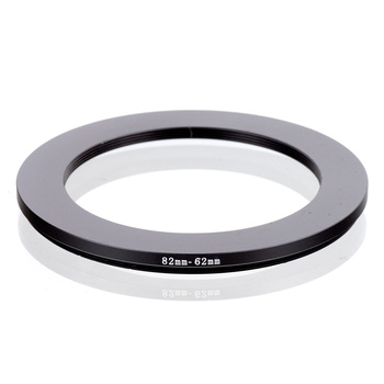 82mm 62mm 82-62 82-62mm için 82mm-62mm Stepping Step Down filtre Halka Adaptörü