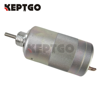 185206085 Perkins Için Kapanma Solenoİdİ 12 V 402D-05 Case New Holland 185206082 185206083 185206084 185206080