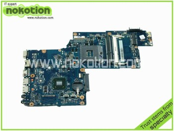 NOKOTION H000046310 laptop anakart için toshiba satellite C875 HM76 GMA HD4000 DDR3