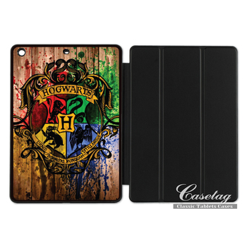 Harry Potter Hogwarts Komik FolioSmart Kapak Kılıf Apple iPad 2 3 4 Mini Hava 1 Pro 9.7 10.5 12.9 Yeni 2017 a1822