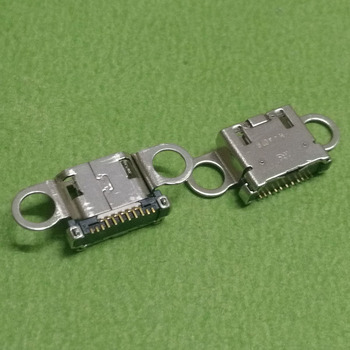 100 adet usb Port dock Connector şarj samsung Galaxy not4 NOT 4 N9100 N9108W N9109 n910f t A3000 A3 A3009 fiş