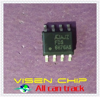 10 adet FDS6676AS FDS6676 6676AS MOSFET SOP-8